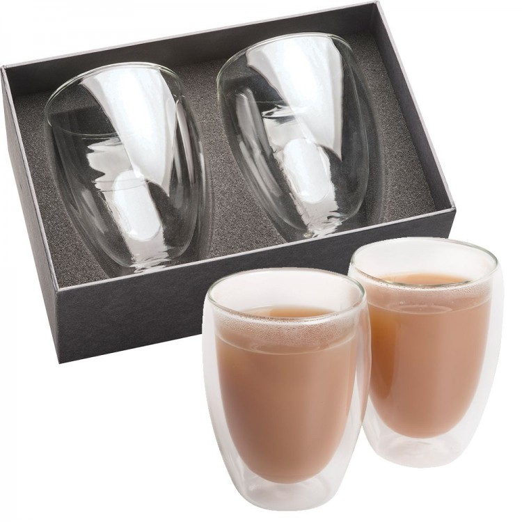 Glass Coffee & Tea Set