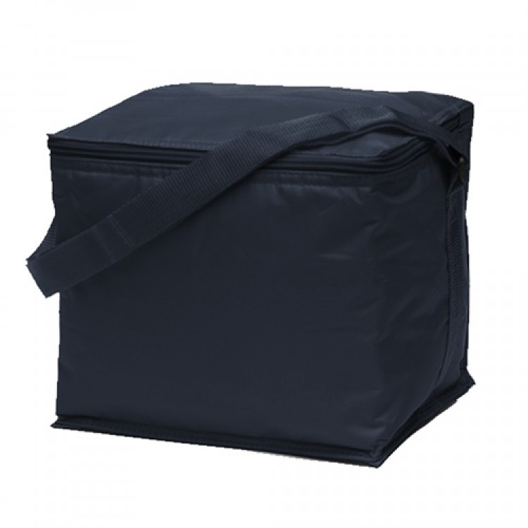 Promobags Basic 6 Pack Cooler Navy