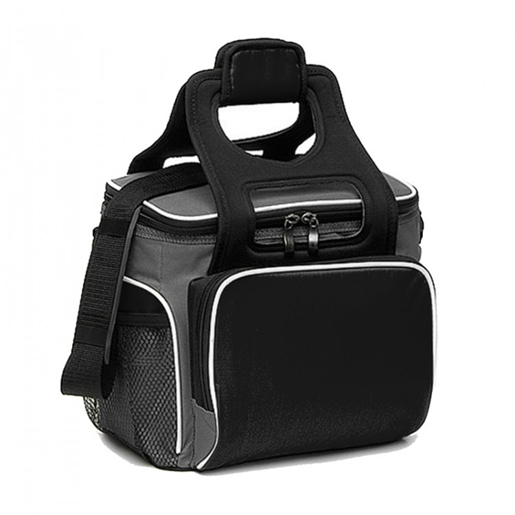 Promobags Beach Can Cooler Black