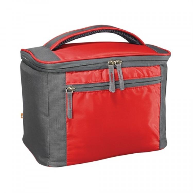 Promobags Below Zero 6 Pack cooler - Red