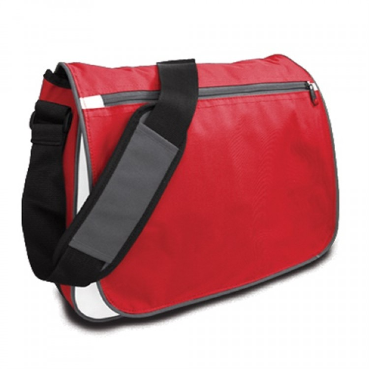 Promobags Spectrum Satchel Red