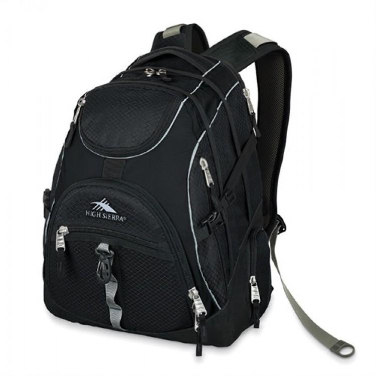 PBO High Sierra Access Daypack Black
