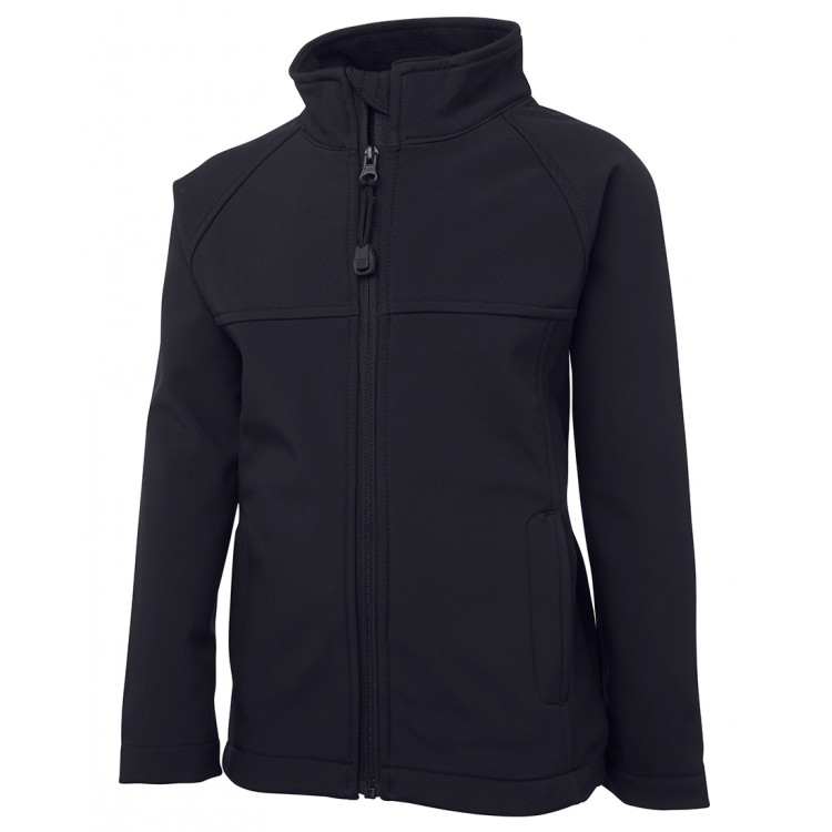 Kids and Adults Layer Soft Shell Jacket