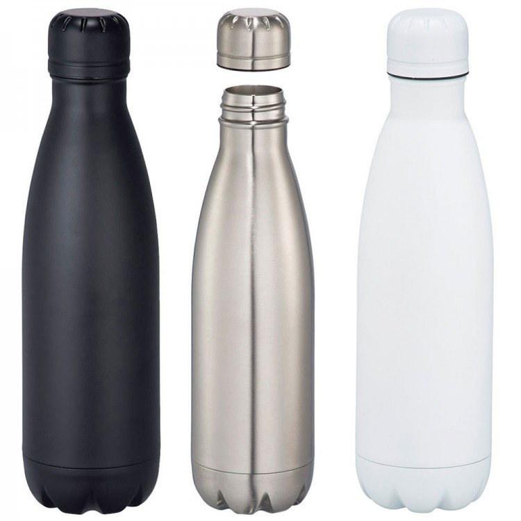 The Range Copper Vacuum Insulated Bottle