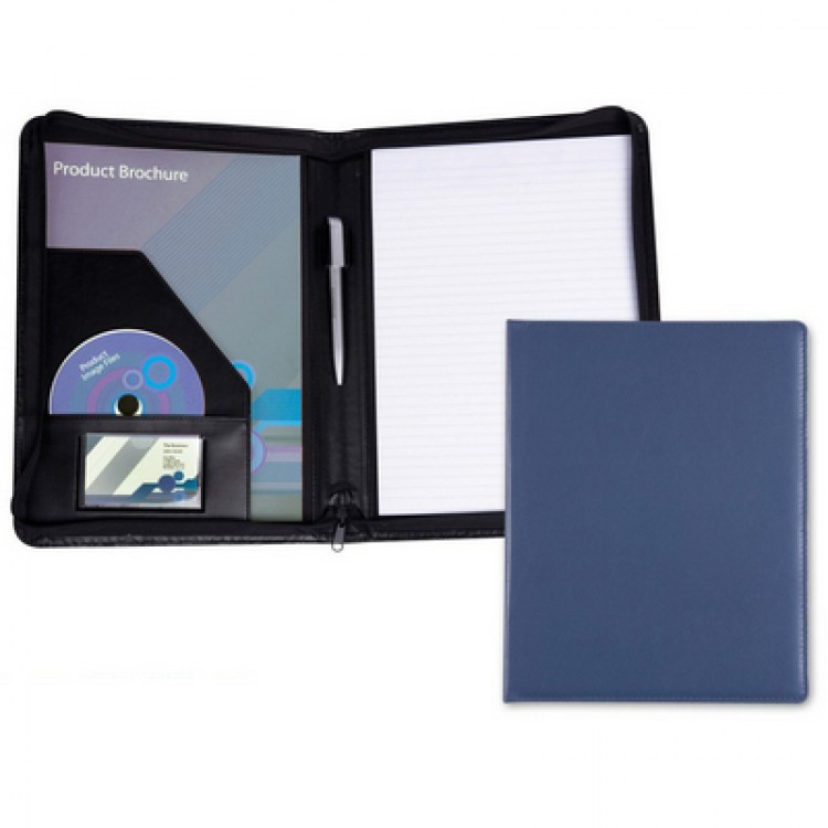 Classic Concepts 5510 A4 Zippered Compendium