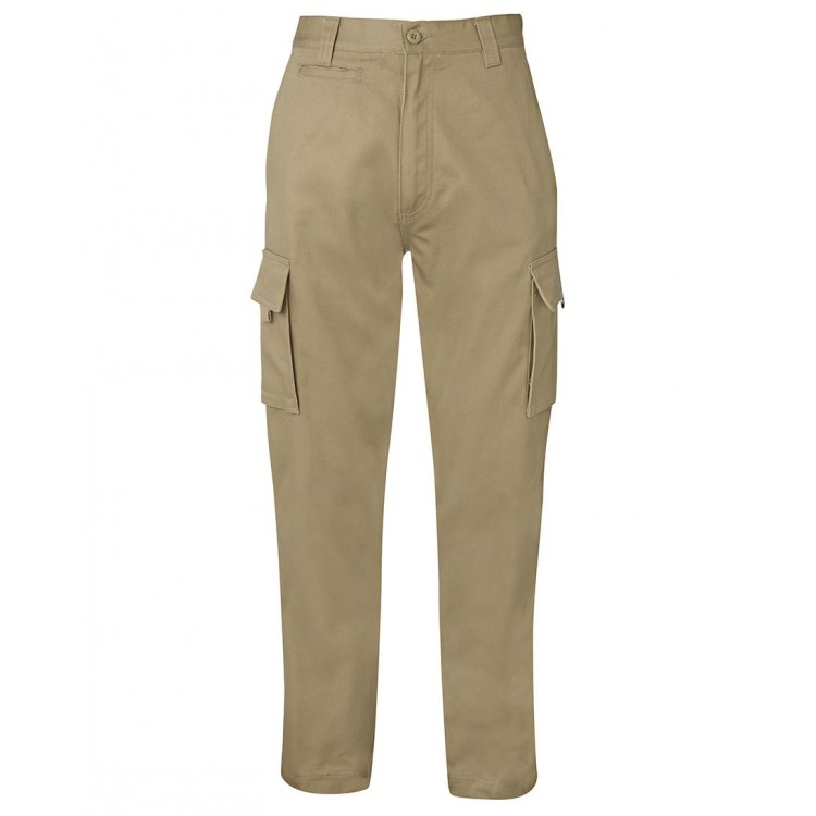 Adults and Kids Mercerised Work Cargo Pant