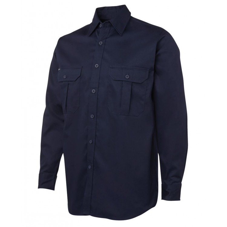 L/S 190G Work Shirt