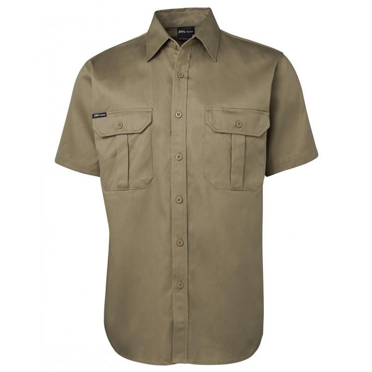 S/S 190G Work Shirt