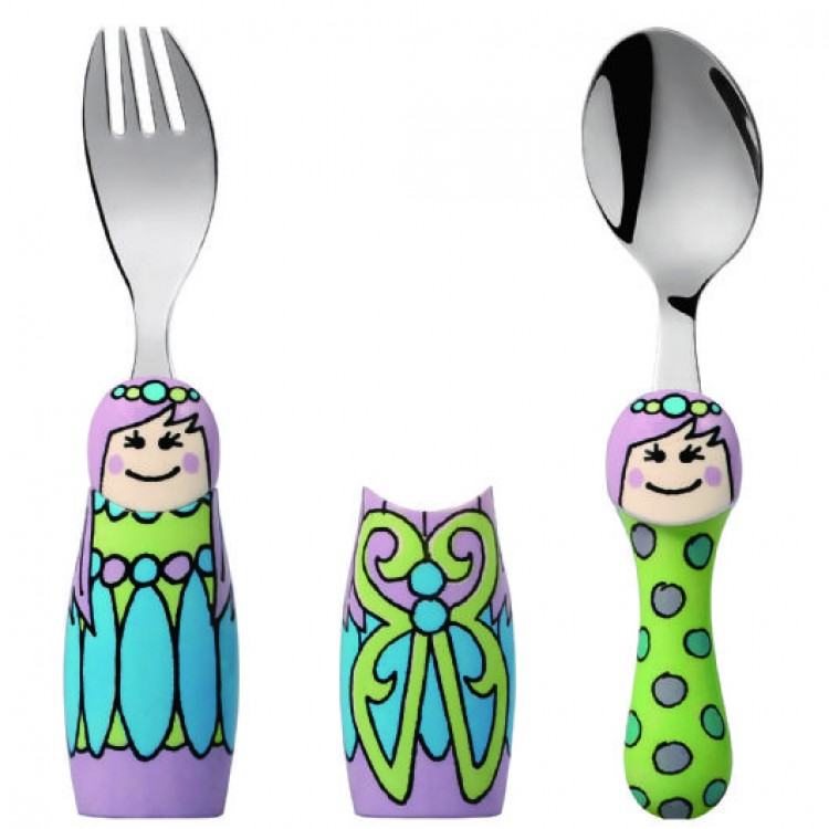 Eat4Fun Fairy Princess 2pc Set