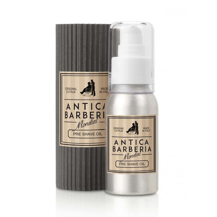 Europa Brands Antica Barberia Pre-Shave Oil 50 ml