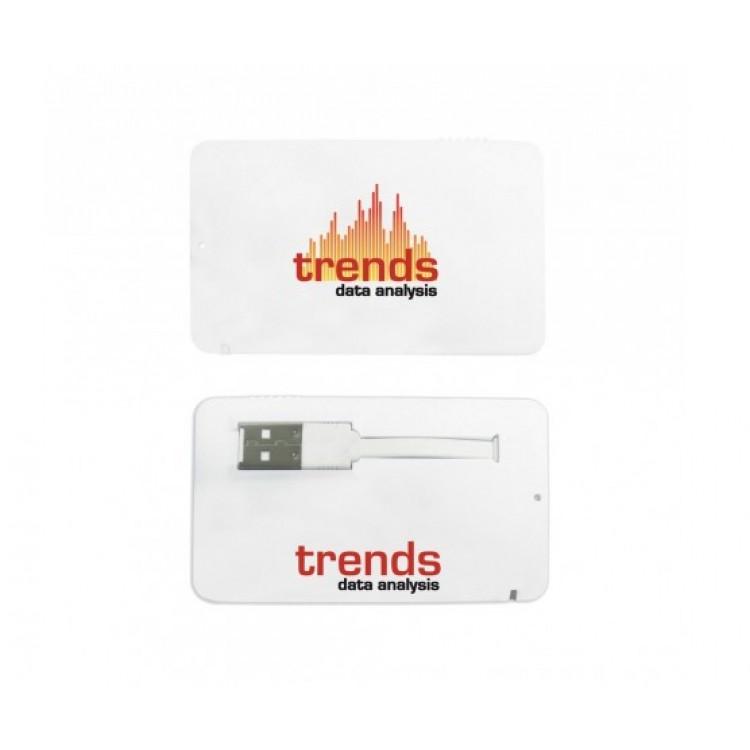 Business Card USB 2.0 Flash Drive - 1GB