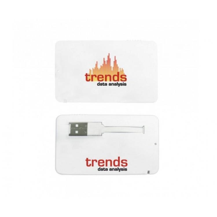 Business Card USB 2.0 Flash Drive - 16GB