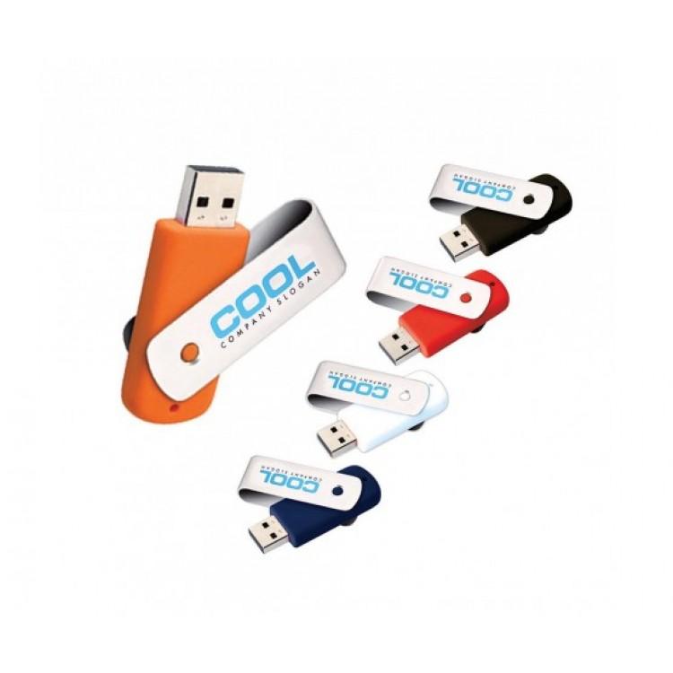 Resolve USB 2.0 Flash Drive - 4GB