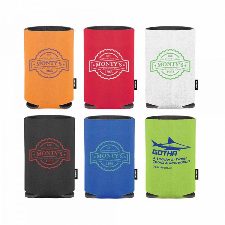 BIC Graphics Collapsible Koozie Can Kooler
