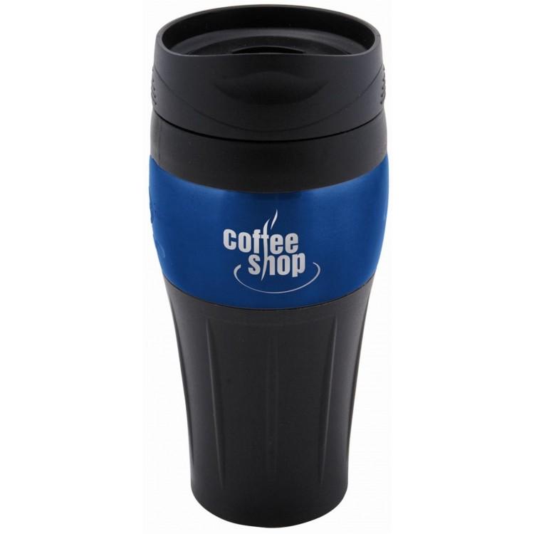 Twister Travel Mug, Blue