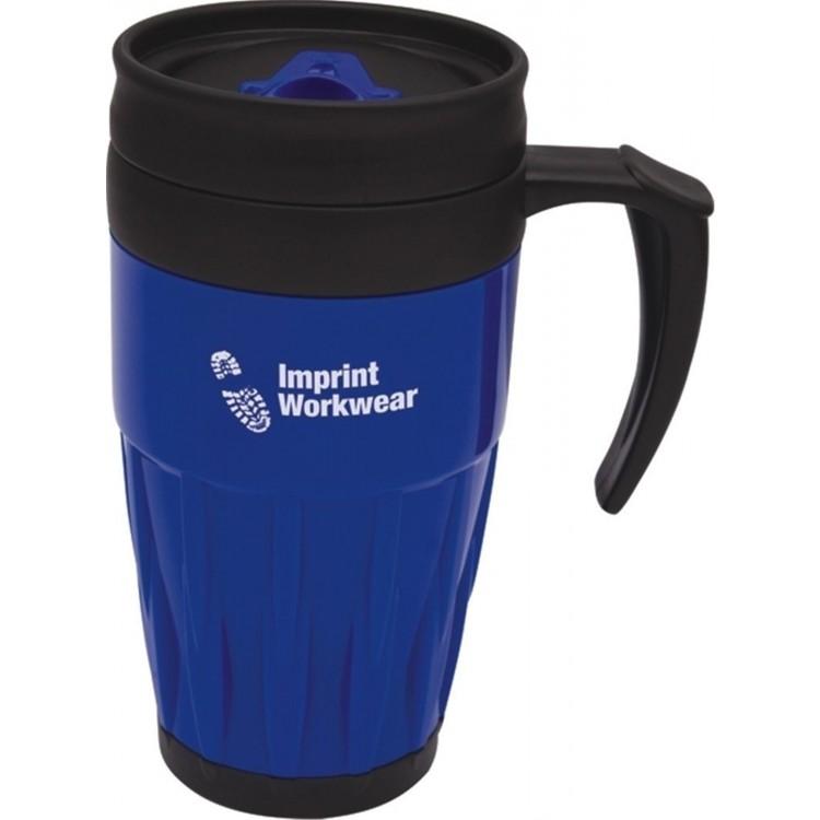 California Travel Mug - Blue - Disc