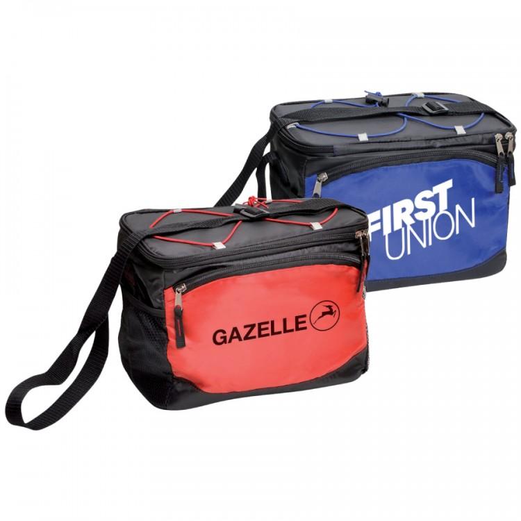 High Caliber Nylon 6 Can Cooler Bag