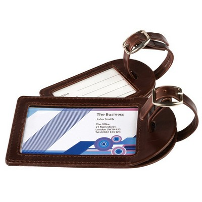 Classic Concepts 2296 Large Luggage Tag