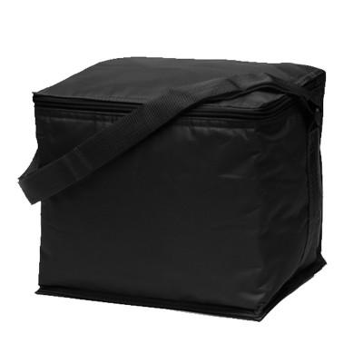 Promobags Basic 6 Pack Cooler Black