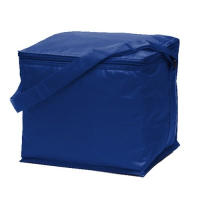 Promobags Basic 6 Pack Cooler Royal