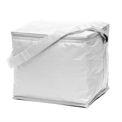 Promobags Basic 6 Pack Cooler White
