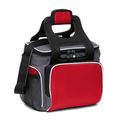 Promobags Beach Can Cooler Red