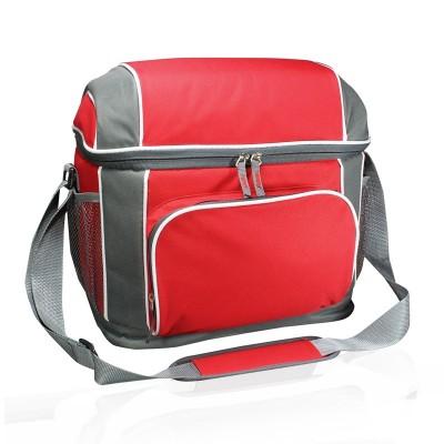 Promobags Below Zero Deluxe Cooler - Red