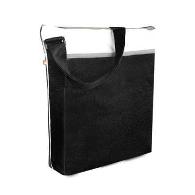 PBO Spectrum Zippered Tote