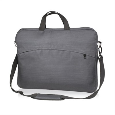 Promobags Vortex Laptop Satchel - Black