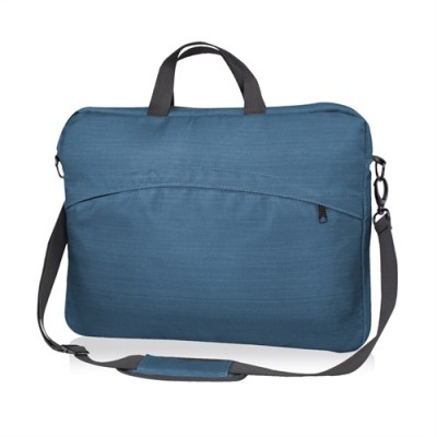 Promobags Vortex Laptop Satchel - Navy