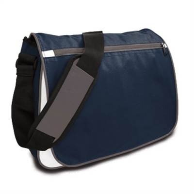 Promobags Spectrum Satchel Navy
