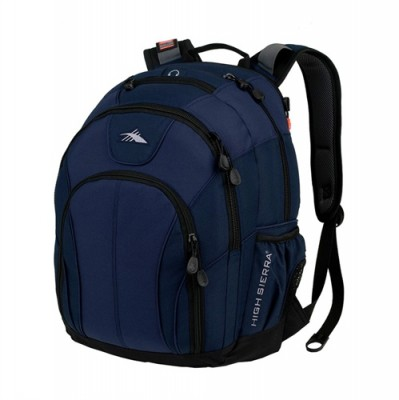 PBO High Sierra Academy Laptop Backpack Navy