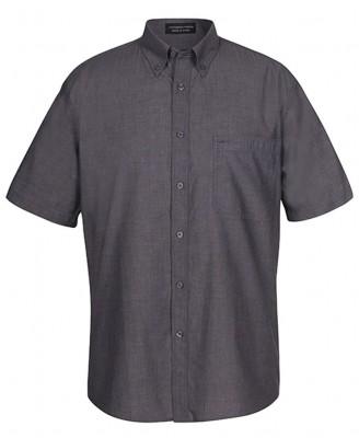 JB's S/S Fine Chambray Shirt