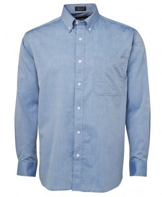 JB's L/S Fine Chambray Shirt