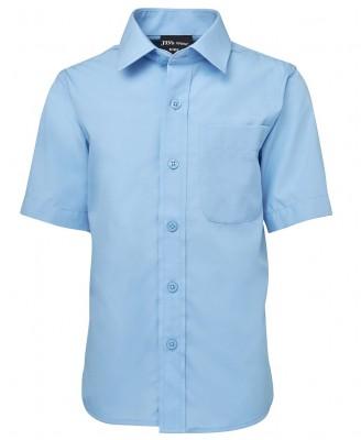 Kids L/S & S/S Poplin Shirt
