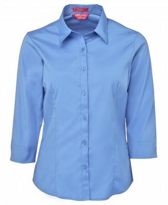Ladies Urban 3/4 Poplin Shirt