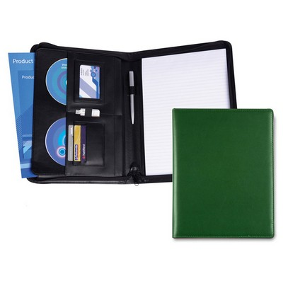 Classic Concepts 5514 Deluxe A4 Zippered Compendium