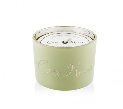 Côte Noire 3 Wick Large Candle - Vert Anis