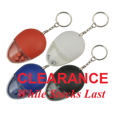 Dex Group Collection Mouse Bottle Opener Key Ring