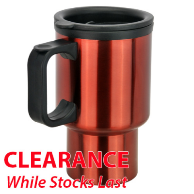 Dex Group Collection Lombardy Mug Red