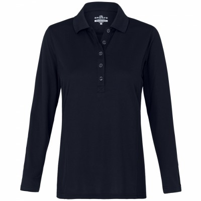Aero Longsleeve Ladies Polo