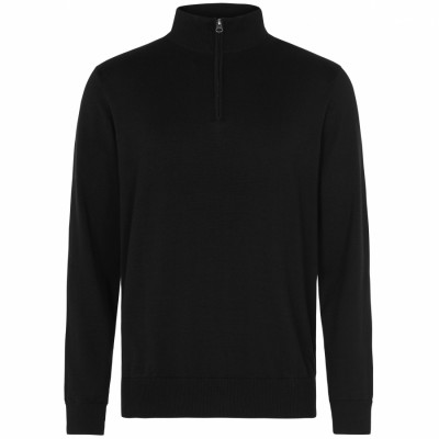 Zane Mens 1/4 True Knit Pullover