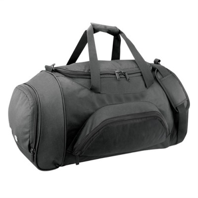 Promobags Explorer Large Duffle -Black