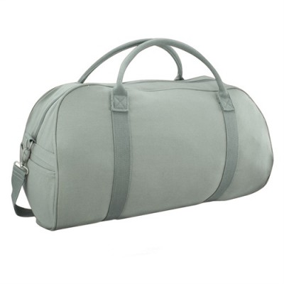 Promobags Leisure Canvas Duffle - Grey