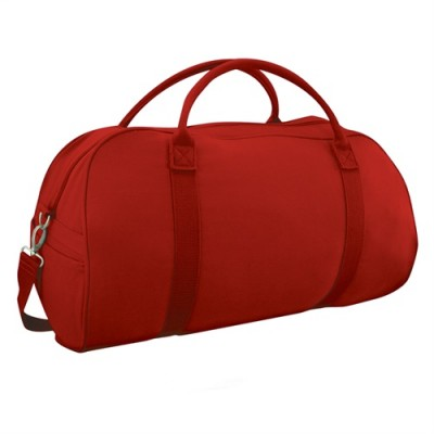 Promobags Leisure Canvas Duffle - Red