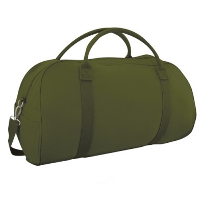 Promobags Leisure Canvas Duffle - Khaki