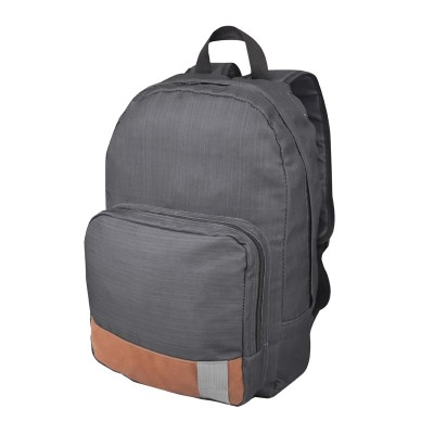 Promobags Leisure Laptop Backpack - Black