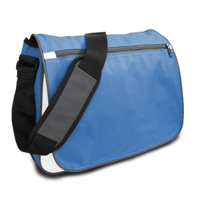 Promobags Spectrum Satchel Blue