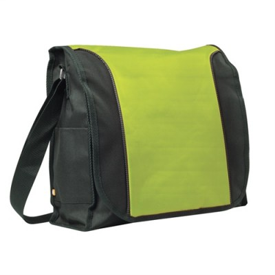 PBO Transit Shoulder Bag Lime