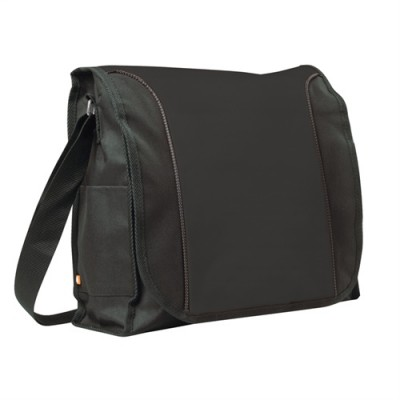 PBO Transit Shoulder Bag Black